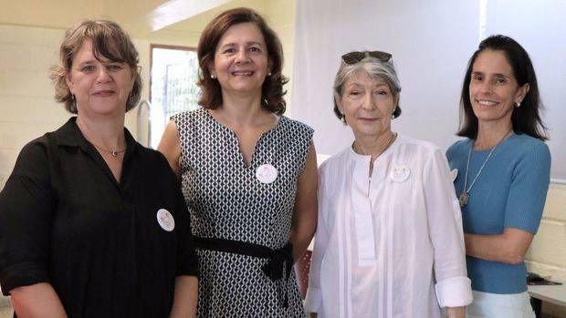 """Fundación Abriendo Camino lanzó su nuevo proyecto """"Por un Barrio libre de violencia infantil""""."""