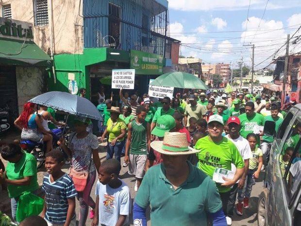 Organizaciones sociales del sur presentan propuestas por fin de la impunidad