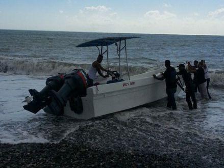Armada continúa búsqueda 12 personas viajaban ilegalmente por mar a Puerto Rico