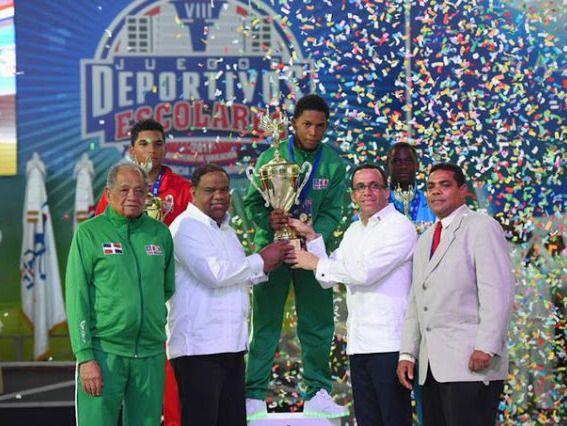 La región Este gana los VIII Juegos Escolares Nacionales