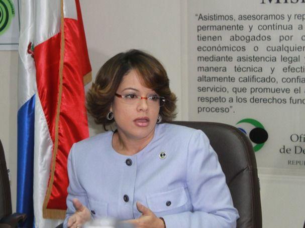 Oficina Nacional de defensa pública proclama año de la responsabilidad