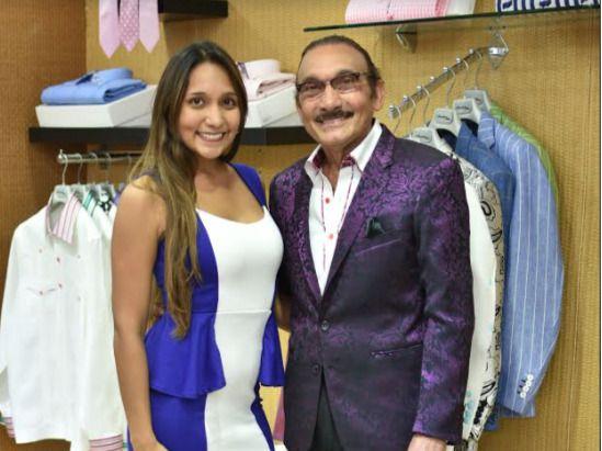 Arcadio Díaz abre nueva tienda para el buen vestir