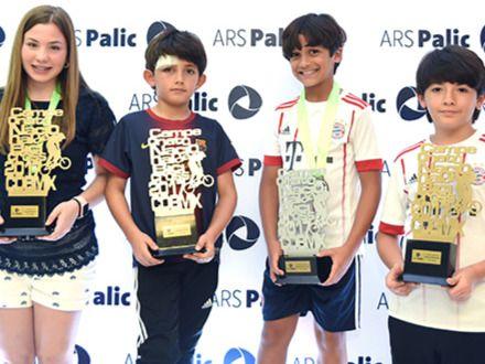 Premian ganadores del Campeonato Nacional de Bicicross 2017