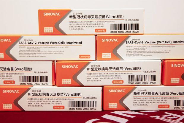 Colombia recibirá el fin de semana 192.000 vacunas de la china Sinovac