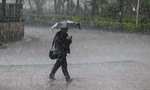 Se esperan precipitaciones en diferentes puntos del país