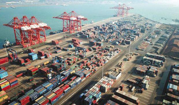 El comercio internacional chino crece un 26,6 % interanual en abril.