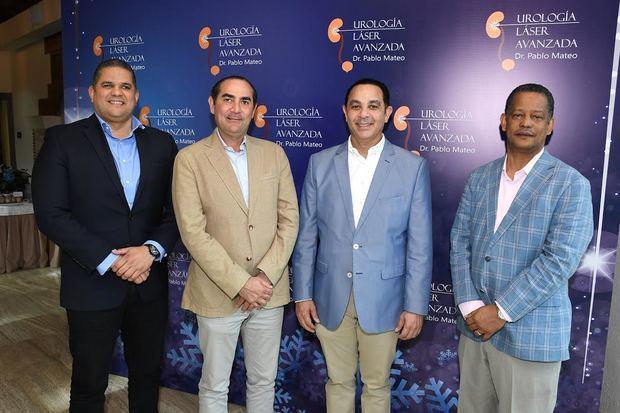 Centro de Urología Láser Avanzada Dr. Pablo Mateo realizó encuentro con profesionales