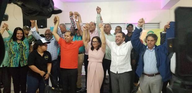 Alianza País presenta candidatos a la boleta municipal en Santo Domingo Oeste