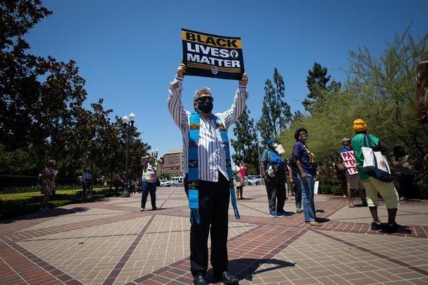 Movilizaciones por la justicia racial y laboral se extienden en Estados Unidos