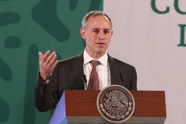 México advierte de un posible repunte de covid-19 tras cambio de tendencia