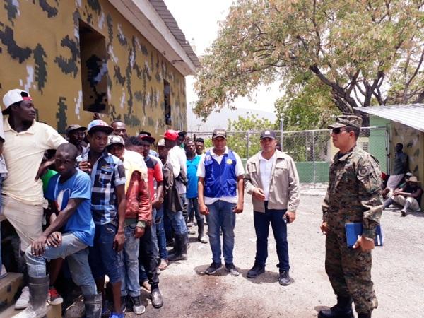 Migración interviene Puerto Plata y detiene cientos de extranjeros