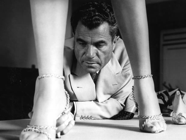 En la imagen, Salvatore Ferragamo.