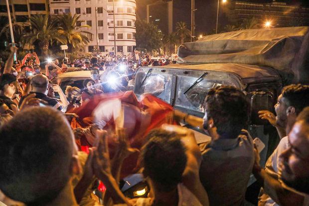 Fitch: la inestabilidad política en Túnez crea incertidumbre