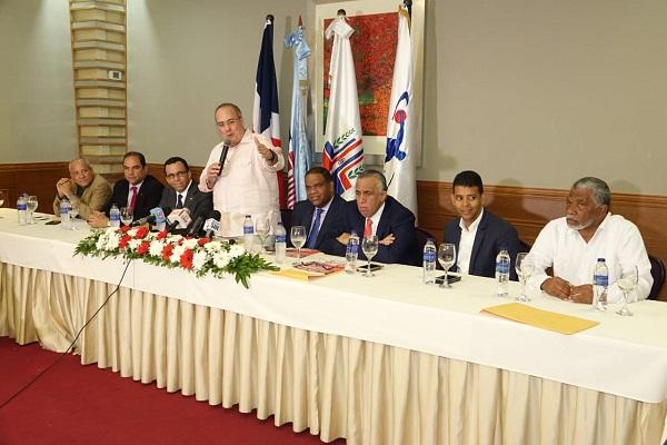 Presentación del Comité de Apoyo