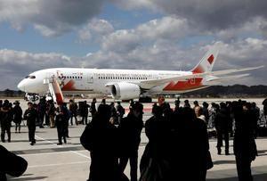 La antorcha olímpica llegó este viernes a Japón en un avión especial que aterrizó en la base militar aérea de Matsushima, en el nordeste del país, donde se celebrará una ceremonia de bienvenida de escala reducida por el coronavirus.