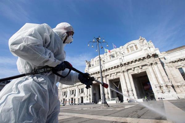 """OMS: """"Europa se ha convertido en el epicentro de la pandemia"""""""
