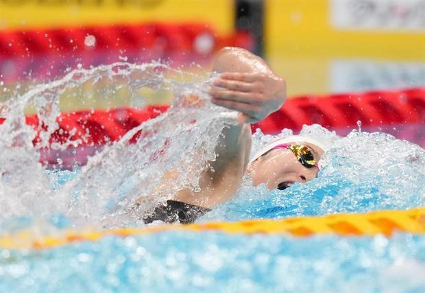 Rikako Ikee logra una segunda plaza para los Juegos de Tokio 2020