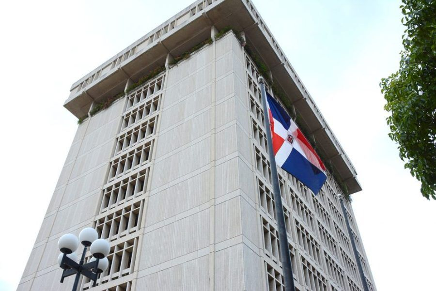 Image result for Sede del Banco Central de República Dominicana
