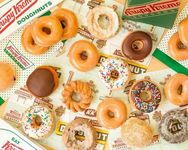 Realizan apertura de la Tienda Número 10 de Krispy Kreme en San Isidro