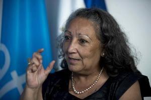 La directora regional para América Latina y el Caribe de Unicef Jean Gough.