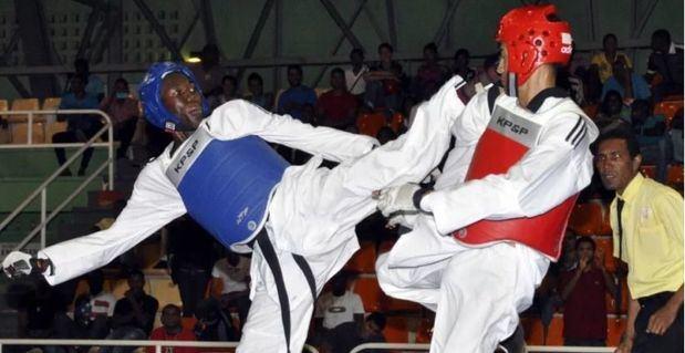 El taekwondo exige mucho para las clasificaciones de los Juegos Centroamericanos y del Caribe