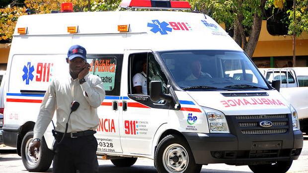 Sistema 911 atendió 1,087 casos de emergencia durante la Nochebuena