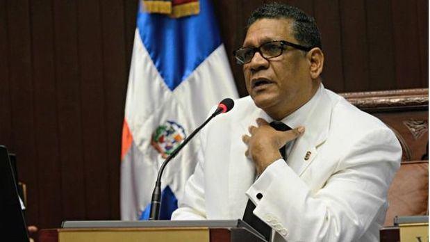 El presidente de la Cámara de Diputados, Rubén Maldonado