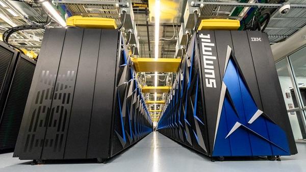 Nueva supercomputadora de Estados Unidos es la más rápida en el planeta