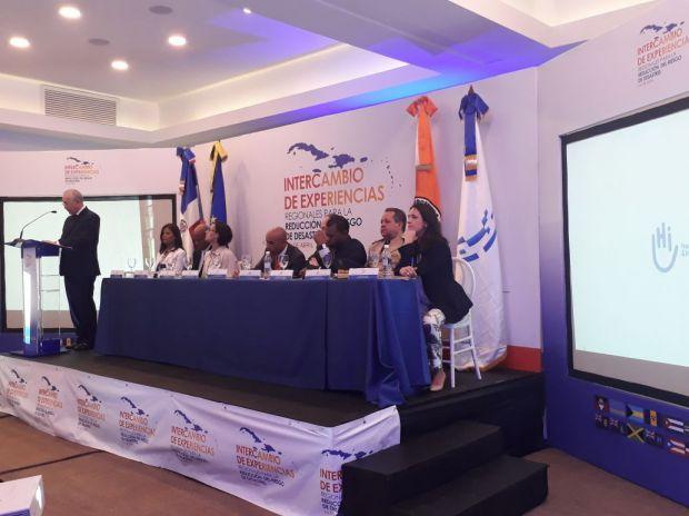 Intercambio Regional de Experiencias: Un solo Caribe en la GRD
