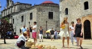 Ciudad Colonial de Santo Domingo registra incremento en la llegada de turistas