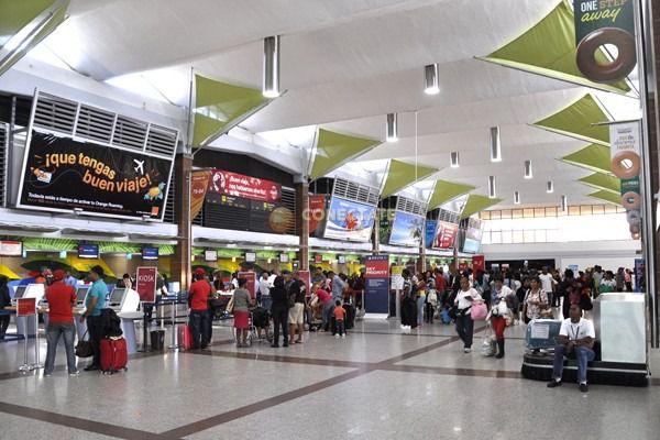 Llegada de turistas a República Dominicana aumentó 14,7 % en marzo