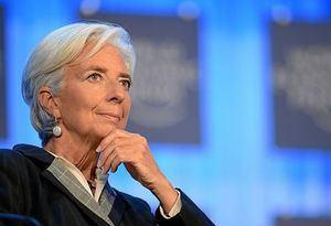 Christine Lagarde confía en una solución a la guerra comercial entre Estados Unidos y China