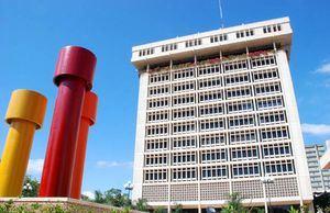 Representación del Banco Central recibió la evaluación