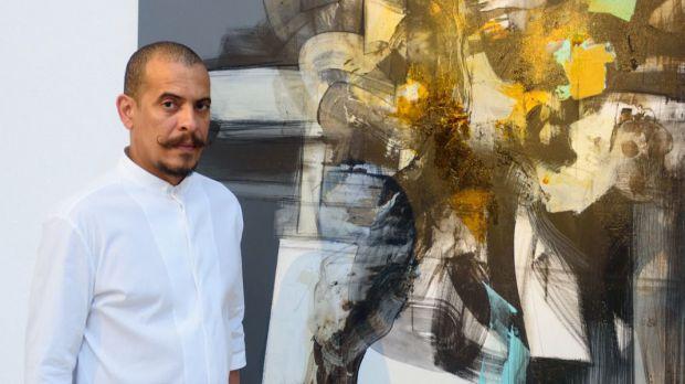 """Exposición """"Tiempos de Errancias"""" del artista Chichí Reyes en Arte San Ramón"""