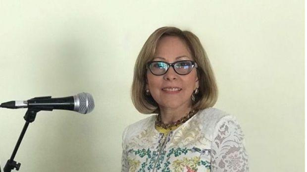 Experta en Derechos Humanos dicta conferencia