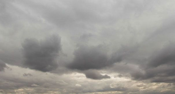 Incremento de nubosidad para el fin de semana