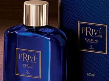 Privé Homme: nueva fragancia masculina de Ésika