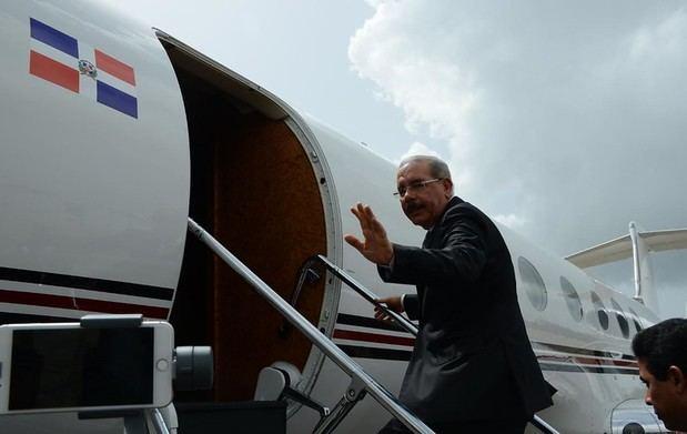 Presidente Medina viajará a Madrid para asistir a la Cumbre del Clima