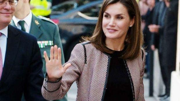 Reina Letizia llegó a Santo Domingo para conocer algunos proyectos de la cooperación española