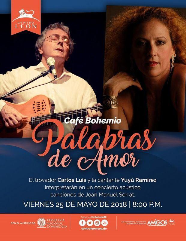 Centro León invita | Café Bohemio este viernes 25 de mayo