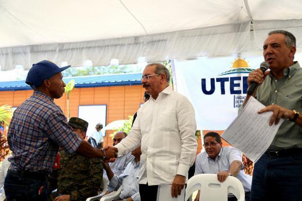 Medina considera que el desarrollo del sur depende de proyectos agroforestales