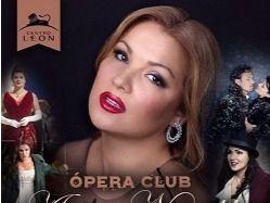 Anna Netrebko en el Ópera Club del Centro León de Santiago el 29 de mayo