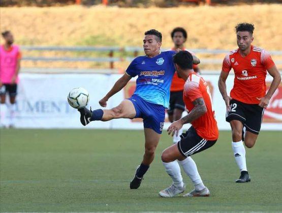 Atlántico vence Cibao FC y pasa liderar el Norte; Delfines se estrena con victoria