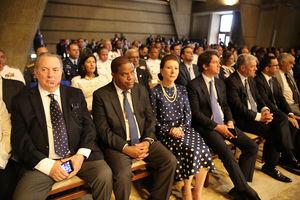 Conmemoración religiosa pueblo dominicano
