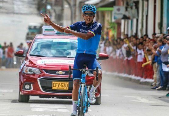 Chalapud, campeón de la edición 40 Vuelta Ciclista Independencia
