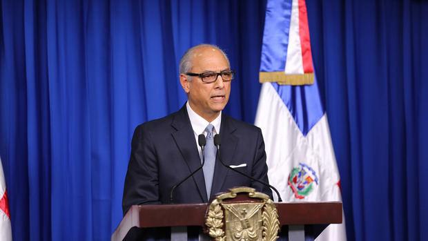 El consultor jurídico del Poder Ejecutivo, Flavio Darío Espinal.