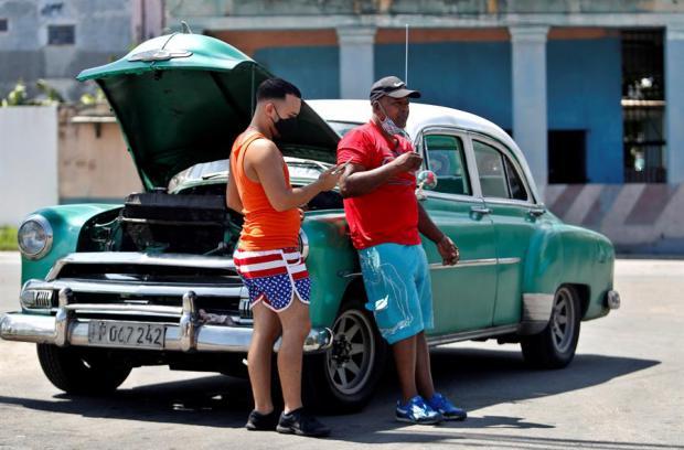 La Habana incomunicada y bajo toque de queda por la Covid -19