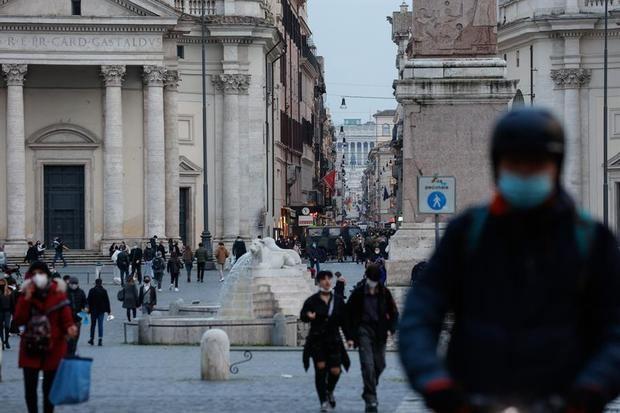 Italia decreta el confinamiento para los tres días de la Semana Santa