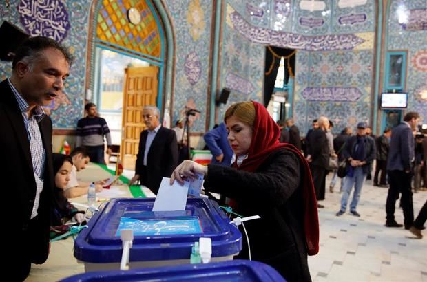 Los resultados preliminares dan un claro triunfo a los conservadores en Irán.