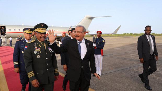 Danilo Medina dice que